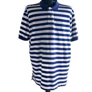 Polo by Ralph Lauren Shirt Striped X-Large Cotton